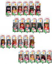 YW Κούκλες Κουκλοθεάτρου Finger Puppet-24 Σχέδια (7267)