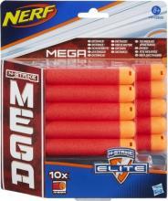 Nerf N-Strike Elite MEGA 10 Dart Refill Ανταλλακτικά (A4368)