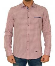 Ανδρικό Κόκκινο Καρό Πουκάμισο 10516R · από €19.90 · Ανδρική πουκαμίσα  λευκή 4005 cd290294386