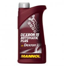 Λάδι αυτομάτου σασμάν Mannol RED ATF Dexron III 1LT