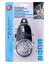 Allride αναλογικός μετρητής πίεσης ελαστικών με θήκη 27444