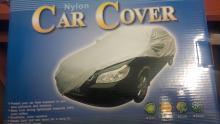 Αδιάβροχη NYLON Κουκούλα Αυτοκινήτου Μέγεθος LARGE 457x165x120cm (OEM)