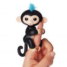 Ευτυχισμένο Κατοικίδιο Μαϊμού Δαχτύλου Μαύρο (OEM)