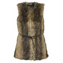 7ea5a6fc081 Story Of Lola oversized faux γούνινη ζακέτα μελ... | Γυναικείες ...