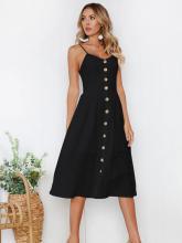 2543d29b6b7b Φόρεμα καλοκαιρινό με τιράντα 6901262