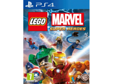 LEGO Marvel Super Heroes PlayStation 4