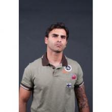 Pentagon T Shirt Ring Spun (Bearfoot) Sage  fa02ad70db6