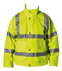 High Visibility Gore-Tex® Bomber Jacket