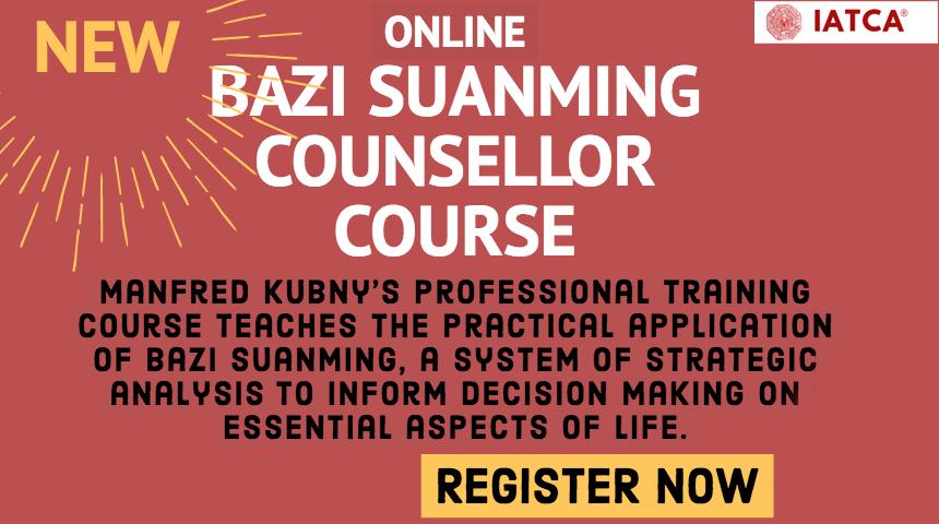 Bazi Suanming Counsellor Course - IATCA® Academy