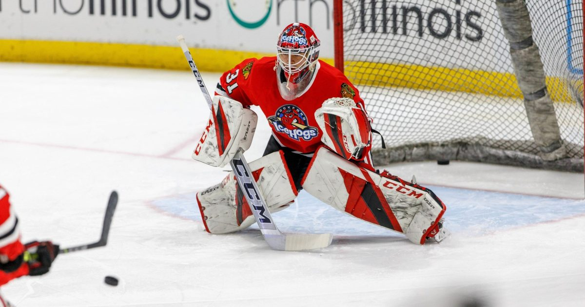 Goaltender Cale Morris Loaned to Indy Fuel