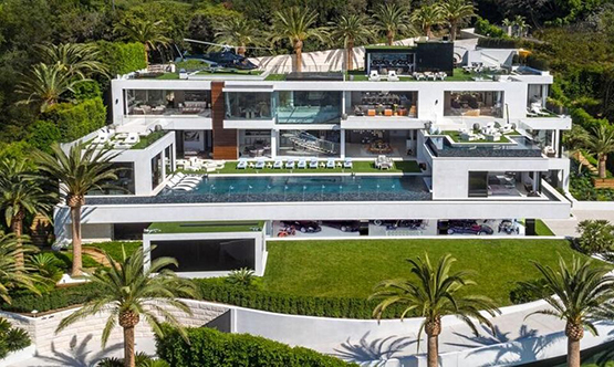 Top 10 -  Bel Air Spec House