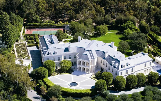 Top 10 - The Manor in Holmby Hills
