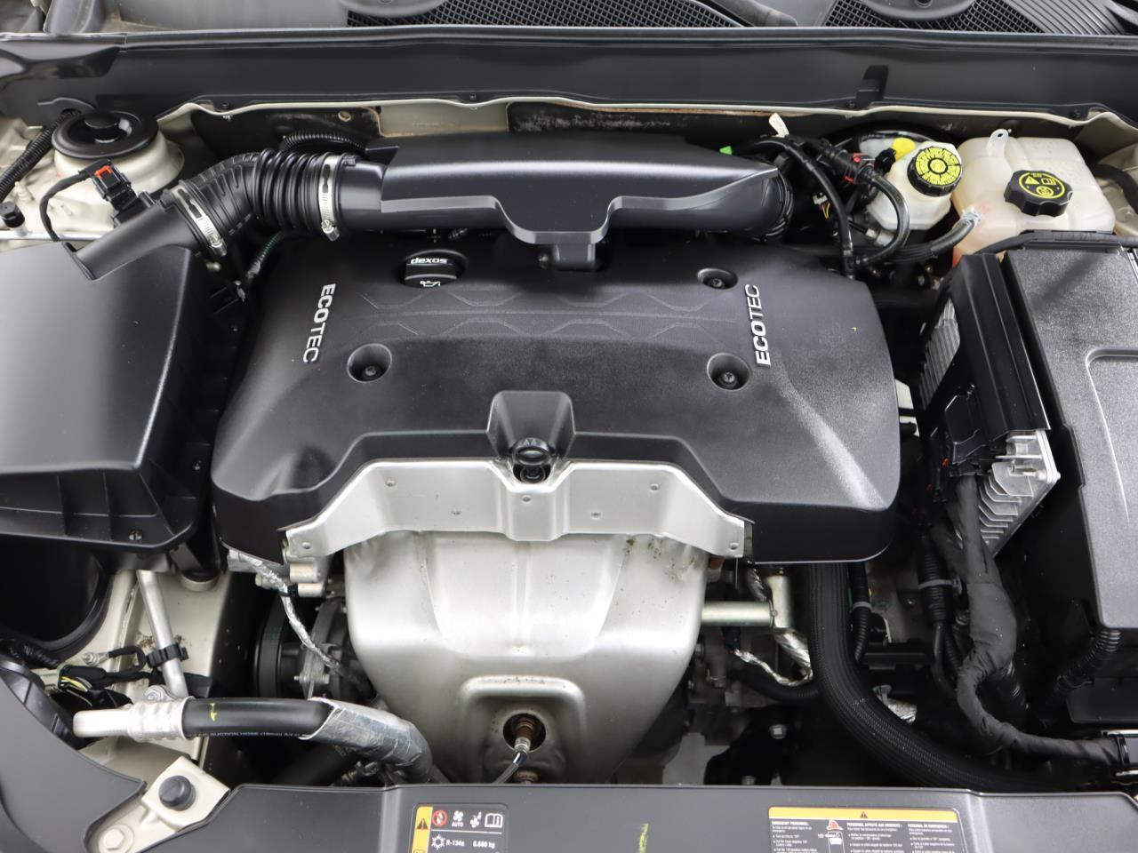 used vehicle - Sedan CHEVROLET MALIBU 2015