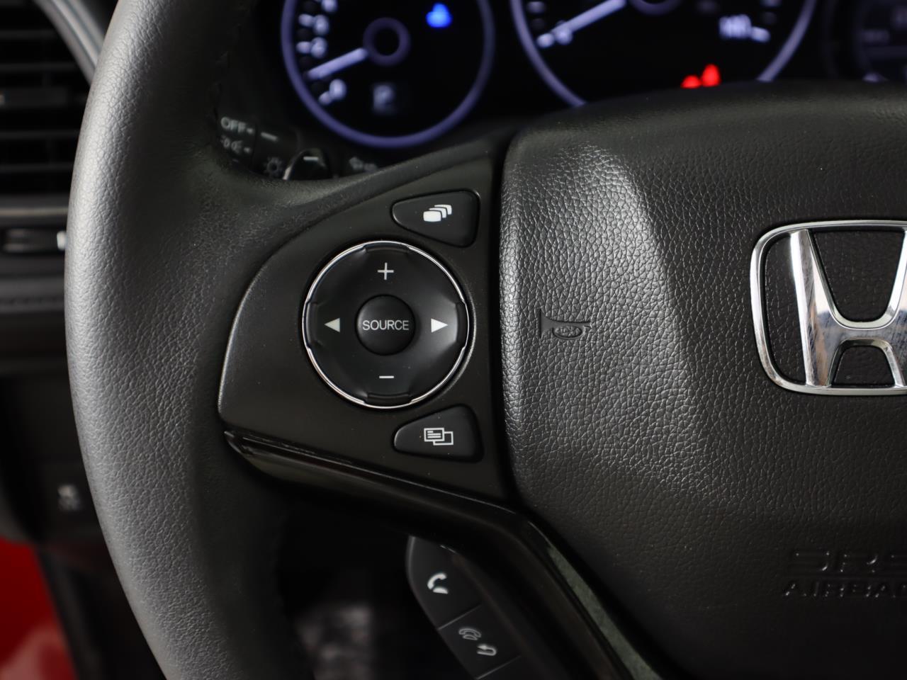 used vehicle - SUV HONDA HR-V 2017