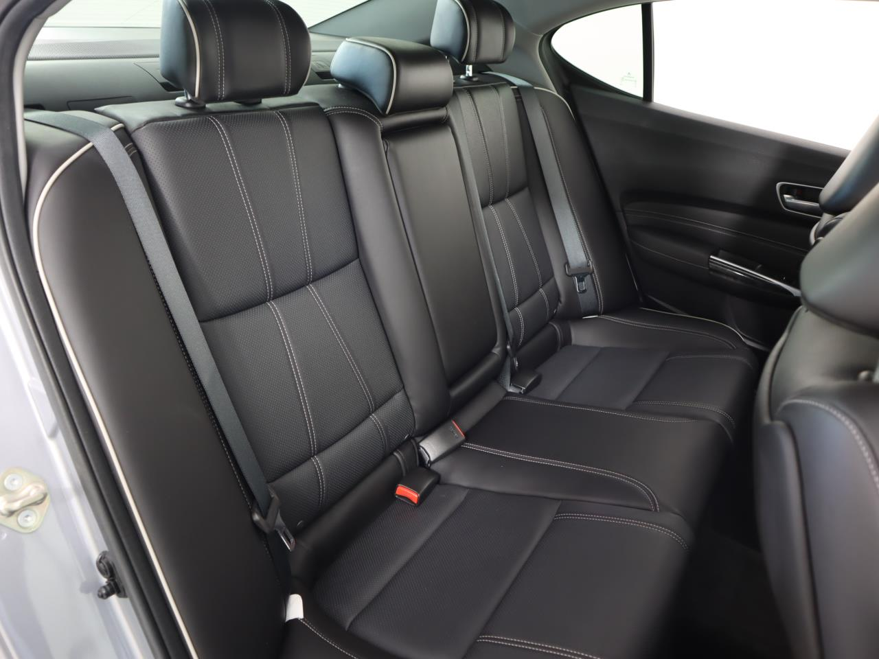 used vehicle - Sedan ACURA TLX 2018