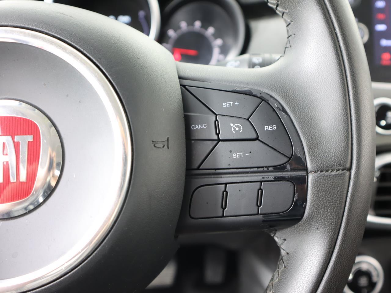 used vehicle - SUV FIAT 500X 2018