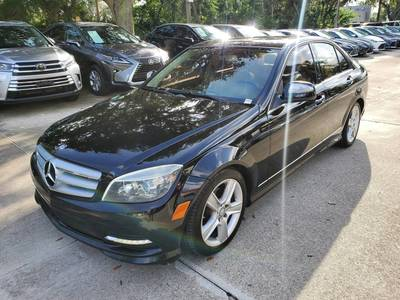 Used MERCEDES-BENZ C-CLASS 2011 WEST PALM C 300 SPORT