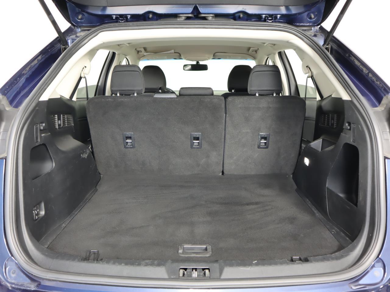 used vehicle - SUV FORD EDGE 2017