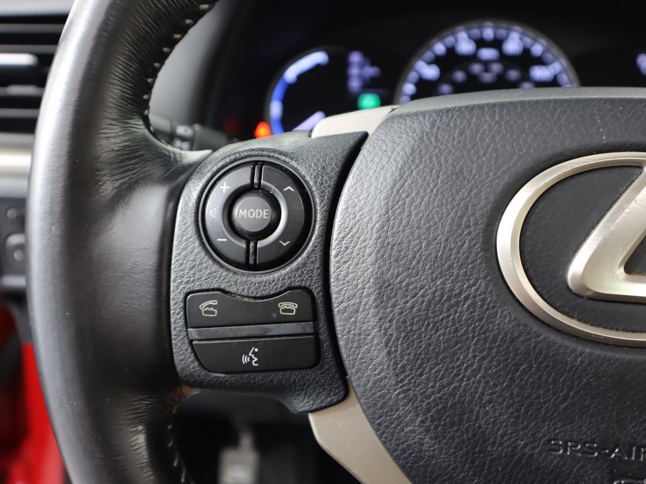 used vehicle - Sedan LEXUS CT 200H 2016