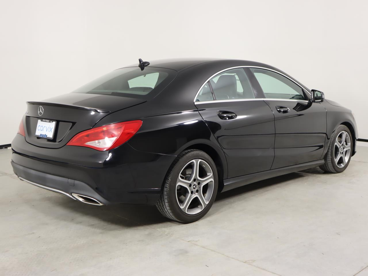used vehicle - Sedan MERCEDES-BENZ CLA 2018