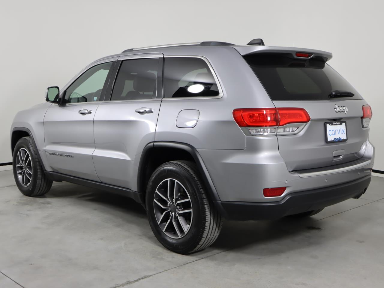 used vehicle - SUV JEEP GRAND CHEROKEE 2019