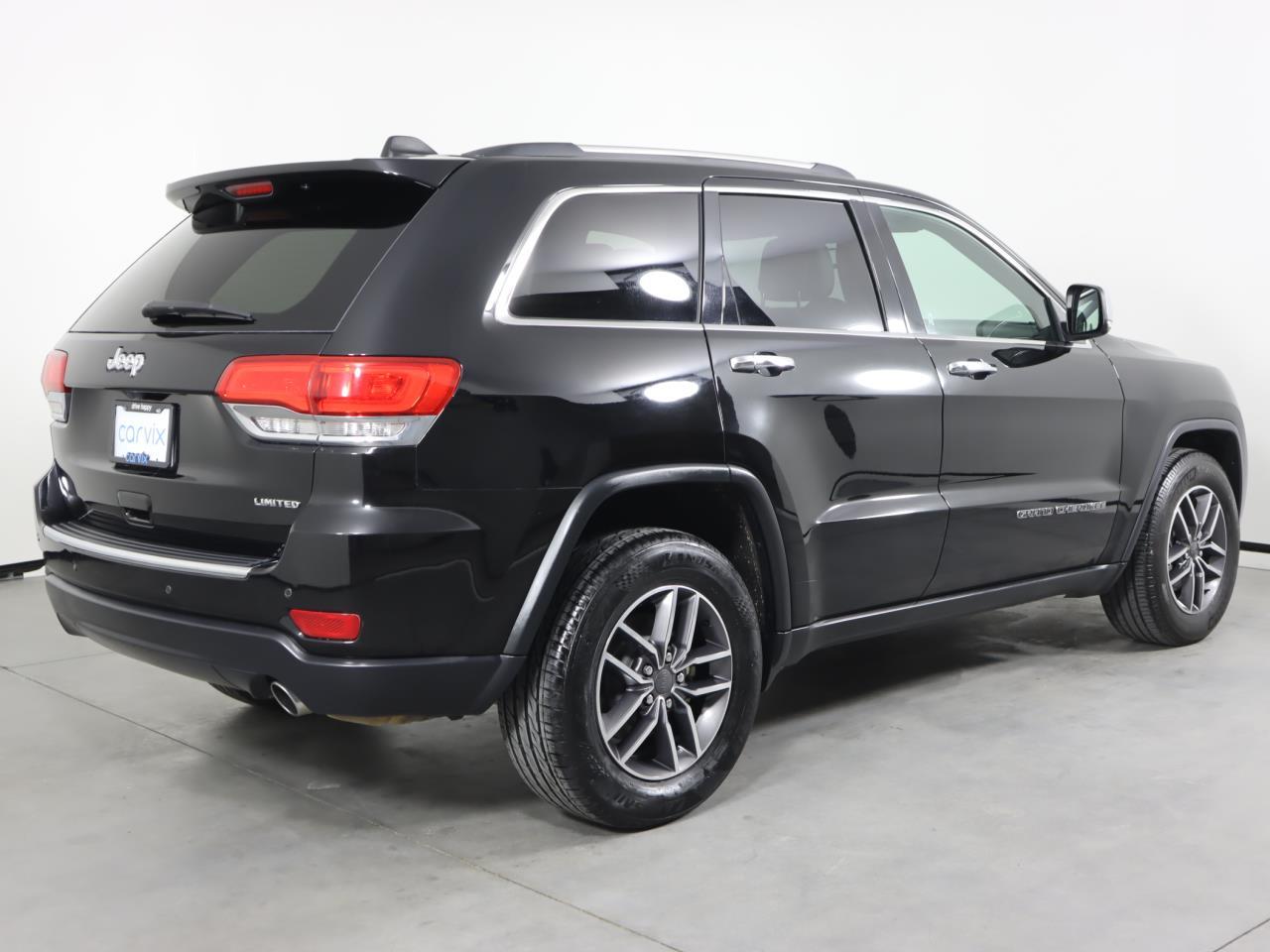 used vehicle - SUV JEEP GRAND CHEROKEE 2019