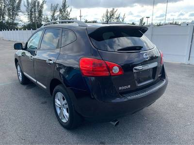 Used NISSAN ROGUE 2012 MIAMI SV