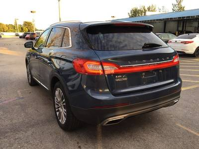 Used LINCOLN MKX 2018 MARGATE RESERVE