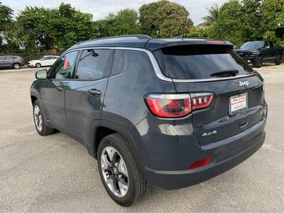 Used JEEP COMPASS 2018 MIAMI LIMITED