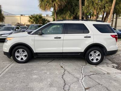 Used FORD EXPLORER 2012 WEST PALM BASE