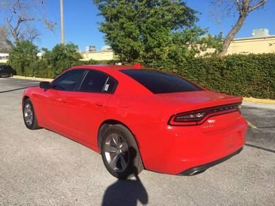 Used DODGE CHARGER 2017 MIAMI SXT