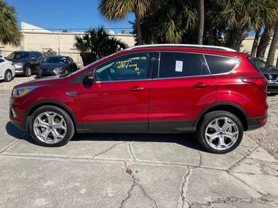 Used FORD ESCAPE 2019 WEST PALM TITANIUM
