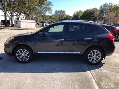 Used NISSAN ROGUE 2011 MIAMI SV
