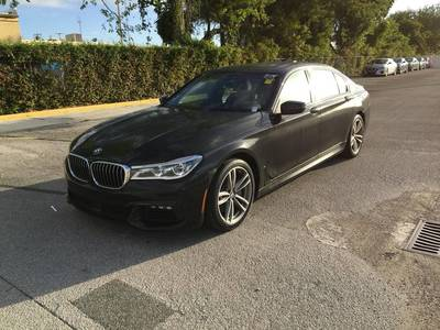 Used BMW 7-SERIES 2018 MIAMI 750I XDRIVE
