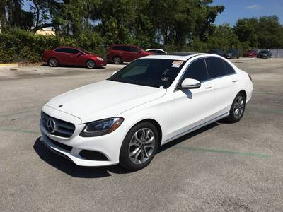 Used MERCEDES-BENZ C-CLASS 2018 MARGATE C 300