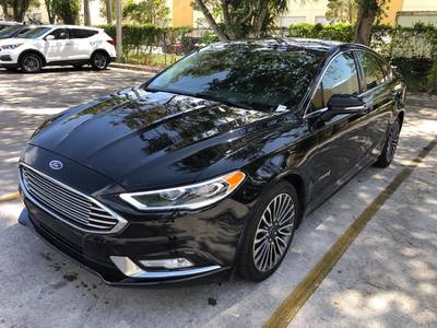 Used FORD FUSION 2017 MARGATE