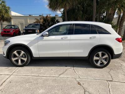 Used MERCEDES-BENZ GLC 2017 WEST PALM GLC 300