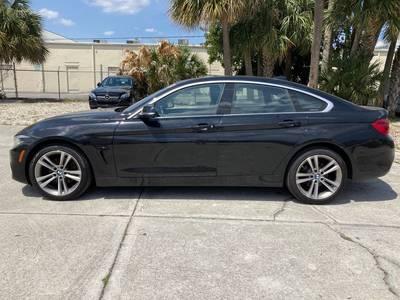 Used BMW 4-SERIES 2018 WEST PALM 430I XDRIVE