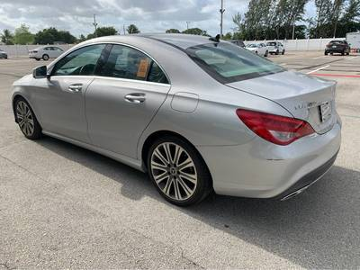 Used MERCEDES-BENZ CLA 2018 MIAMI CLA 250