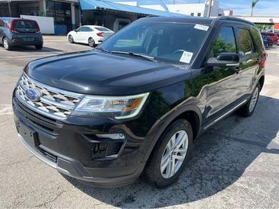 Used FORD EXPLORER 2018 MIAMI XLT, Florida Fine Cars