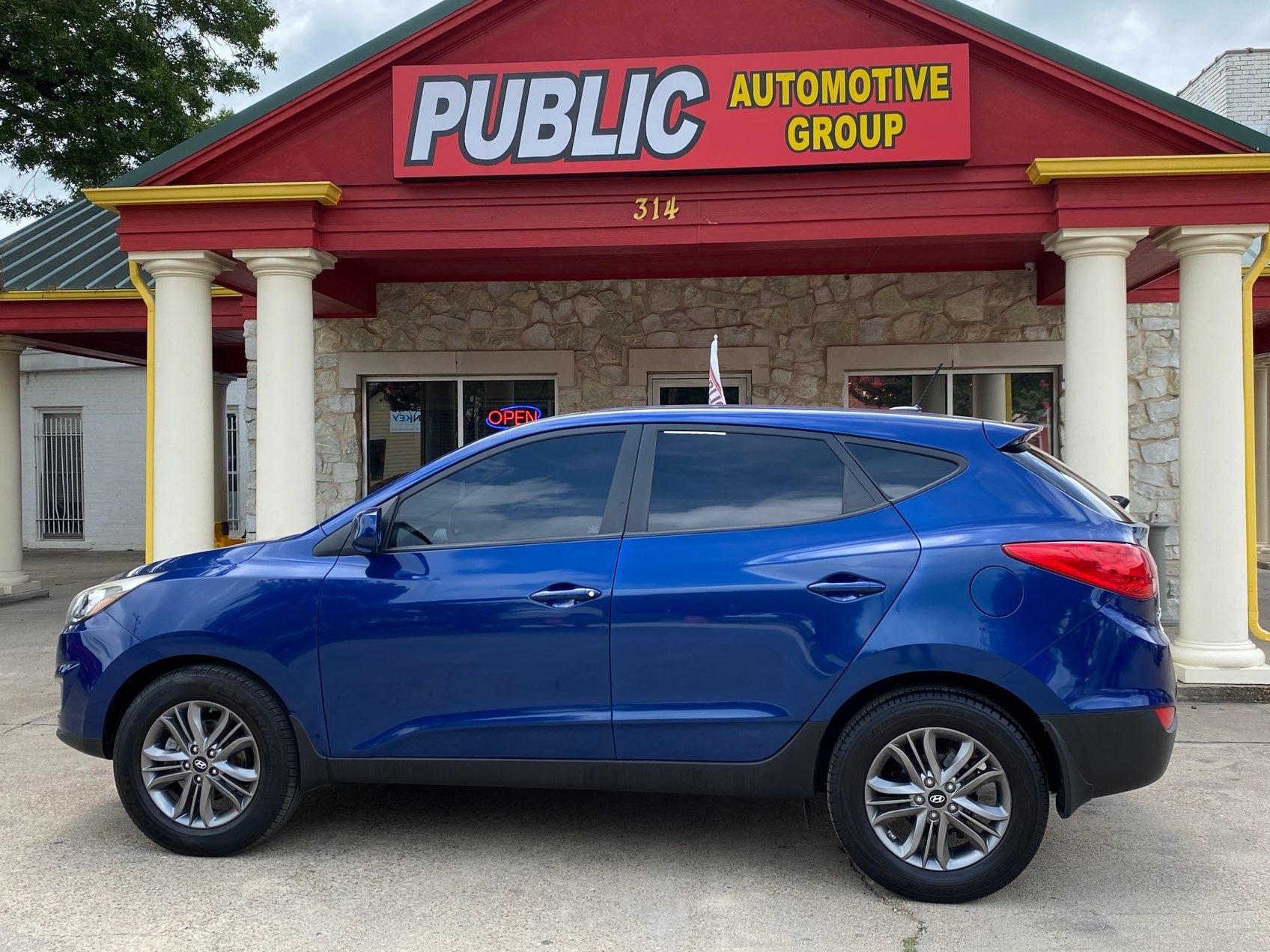 Used Hyundai Tucson 2015 TEMPLE GLS