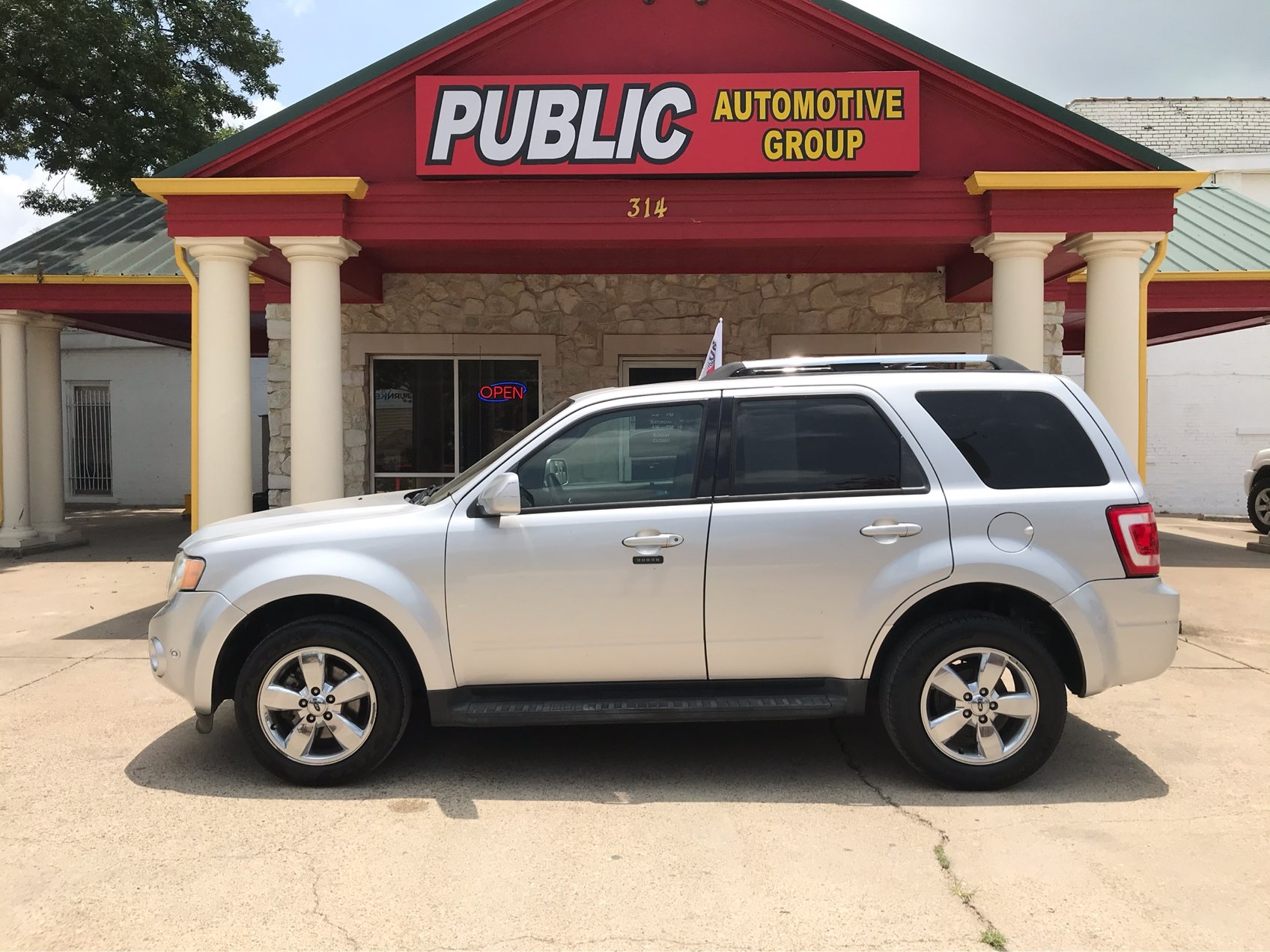 Used Ford Escape 2011 WAXAHACHIE LIMITED