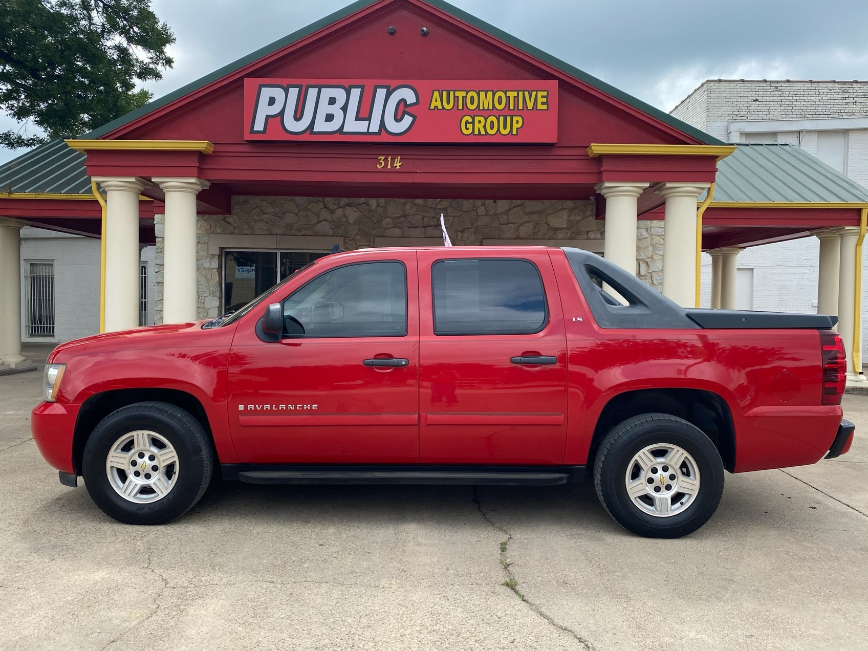 Used Chevrolet Avalanche 2008 WAXAHACHIE LS