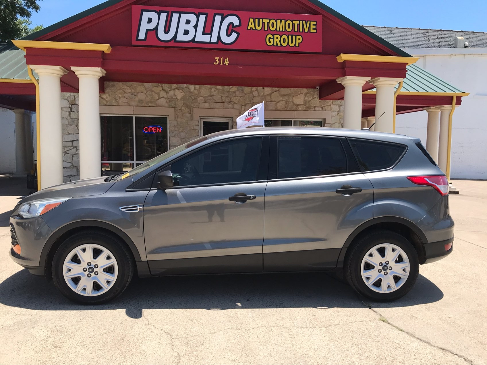 Used Ford Escape 2014 WAXAHACHIE S