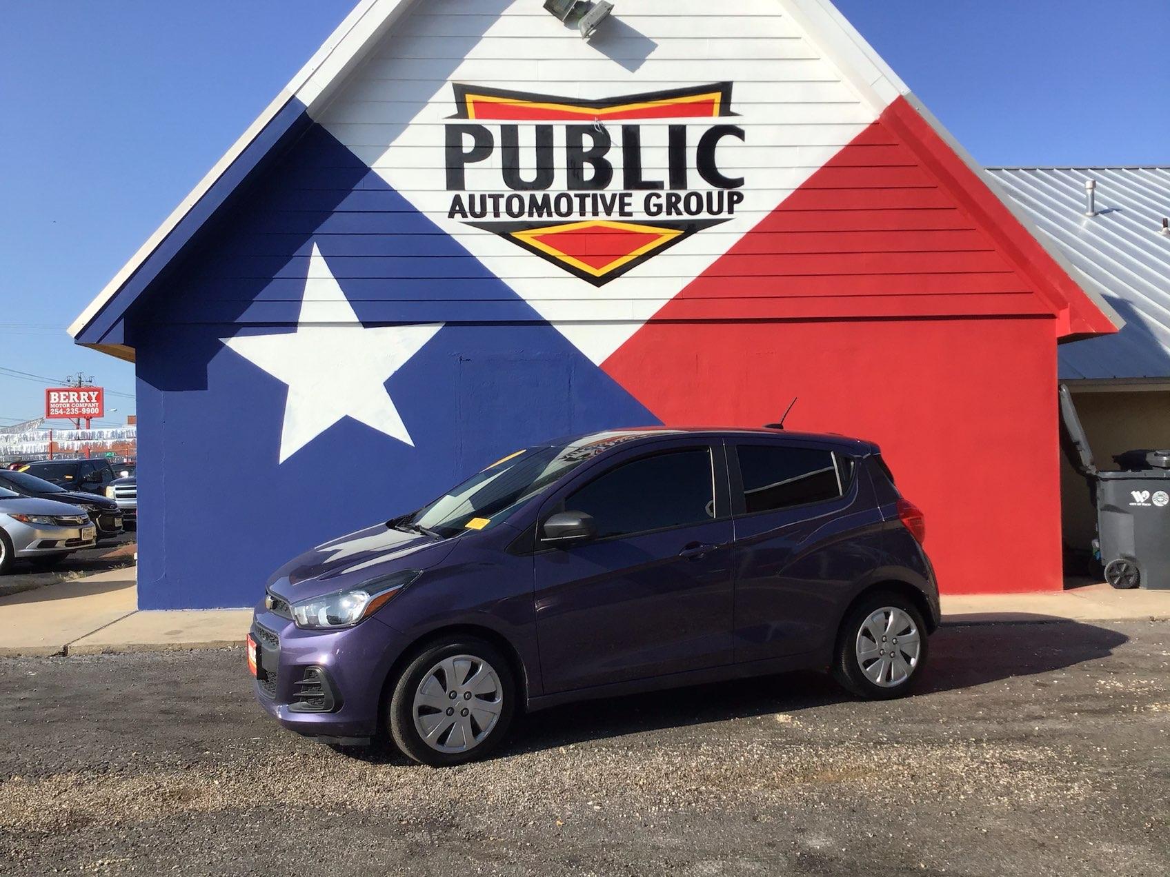 Used Chevrolet Spark 2017 TYLER LS