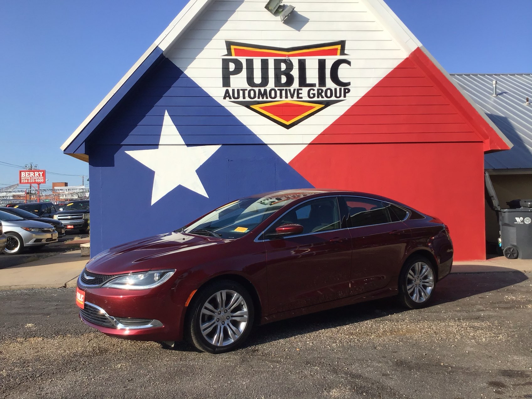 Used Chrysler 200 2015 TYLER LIMITED