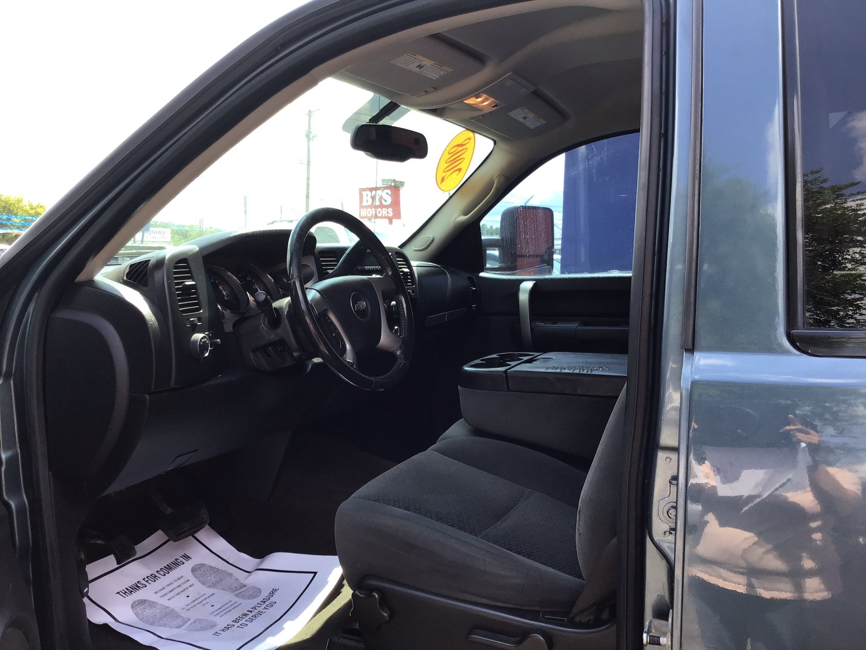 used vehicle - Truck CHEVROLET SILVERADO 1500 2008