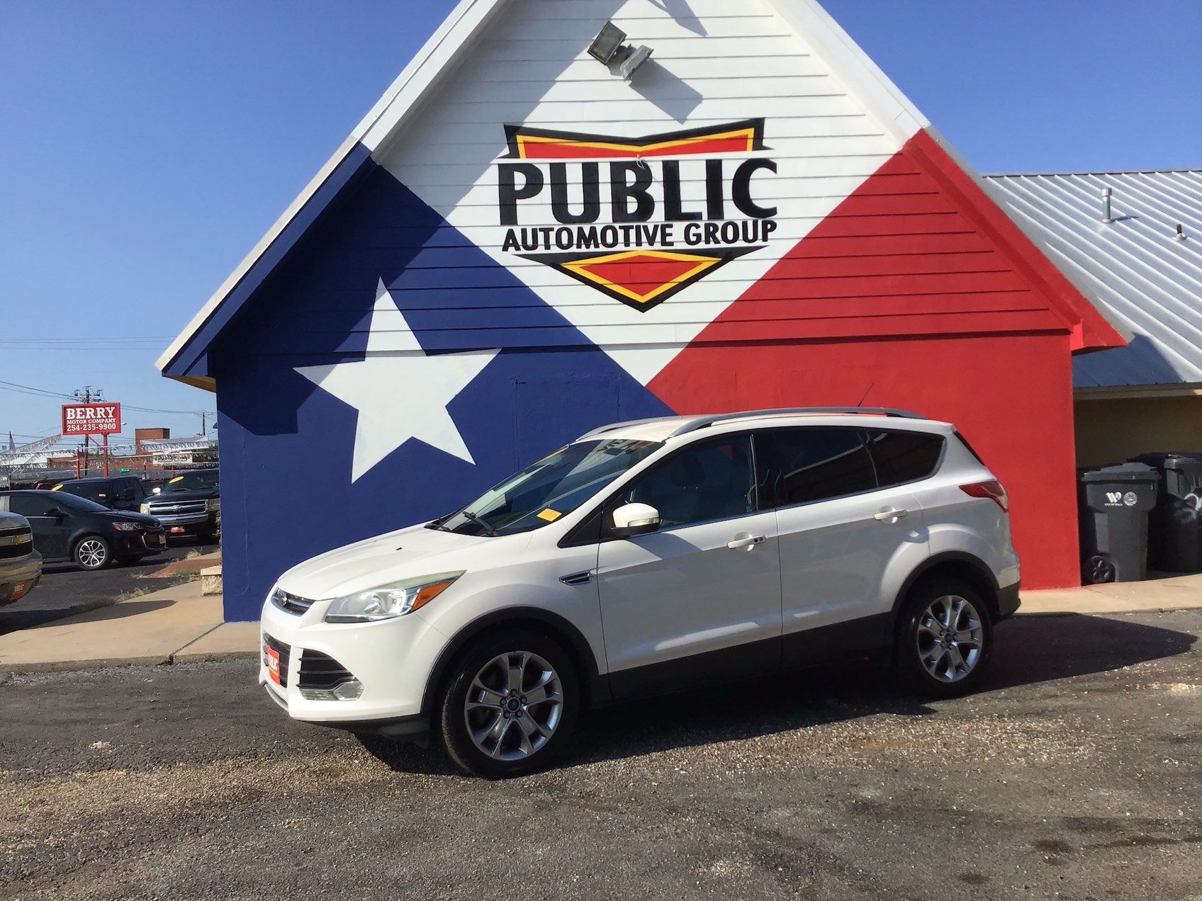Used Ford Escape 2014 TYLER TITANIUM