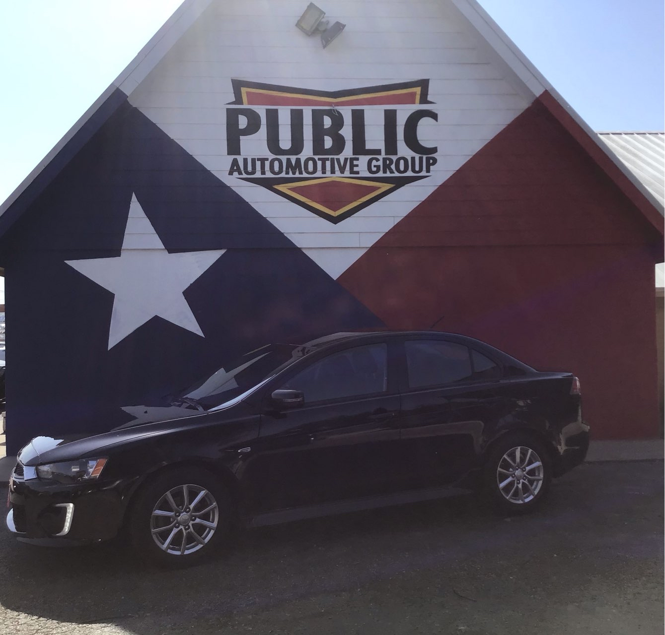 used vehicle - Sedan MITSUBISHI LANCER 2016