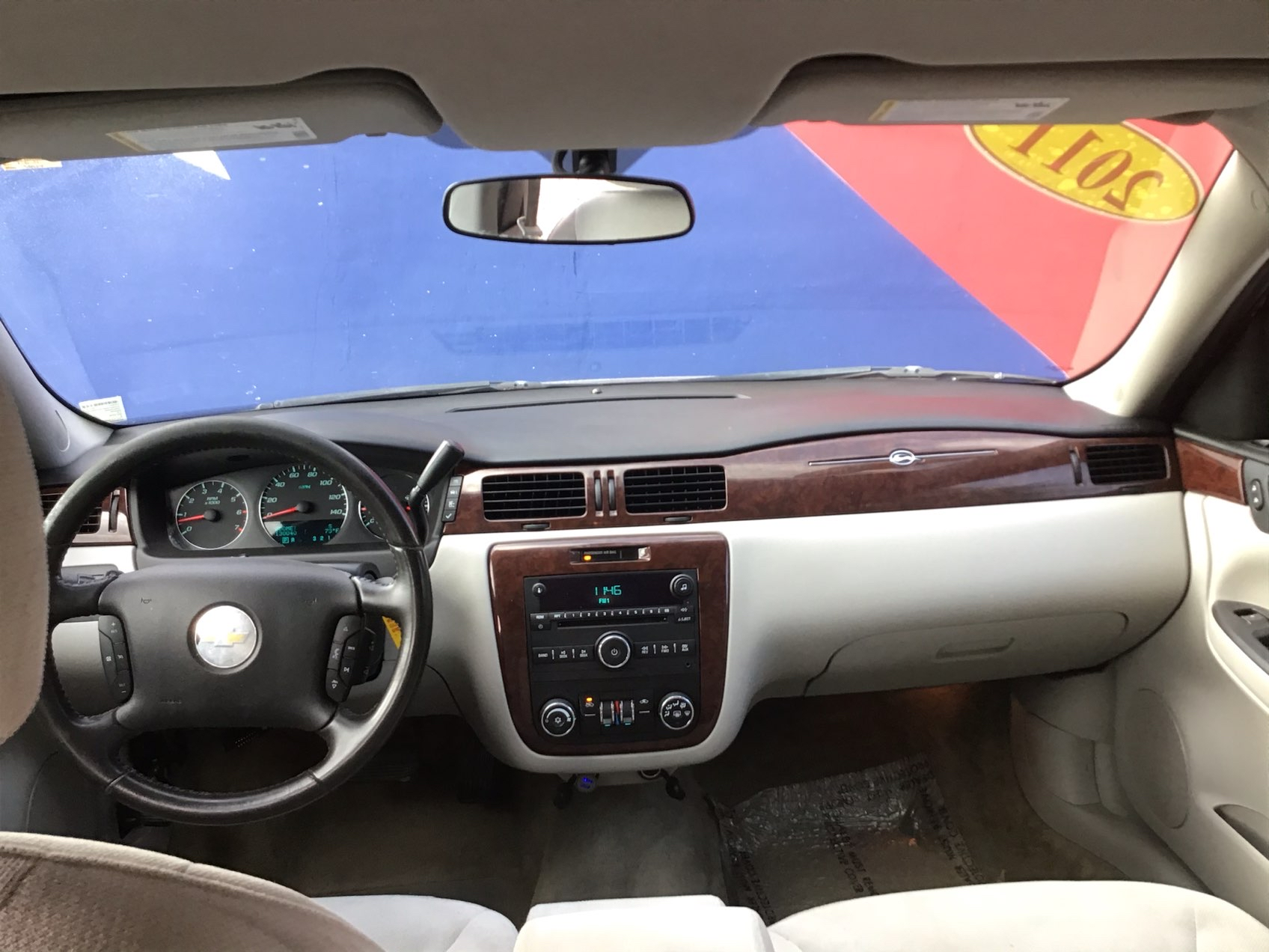 used vehicle - Sedan CHEVROLET IMPALA 2011
